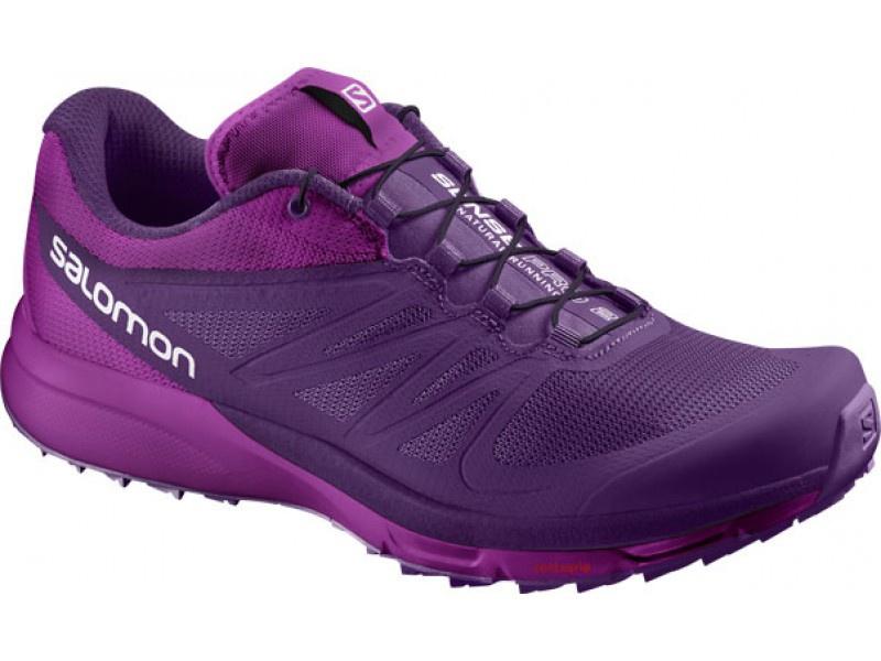 Salomon Sense Pro 2 Purple dámská běžecká obuv