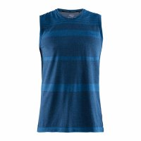 Craft Cool Comfort Singlet Navy