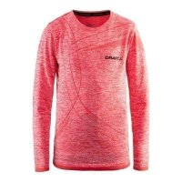 Craft Active Comfort LS Junior Coral