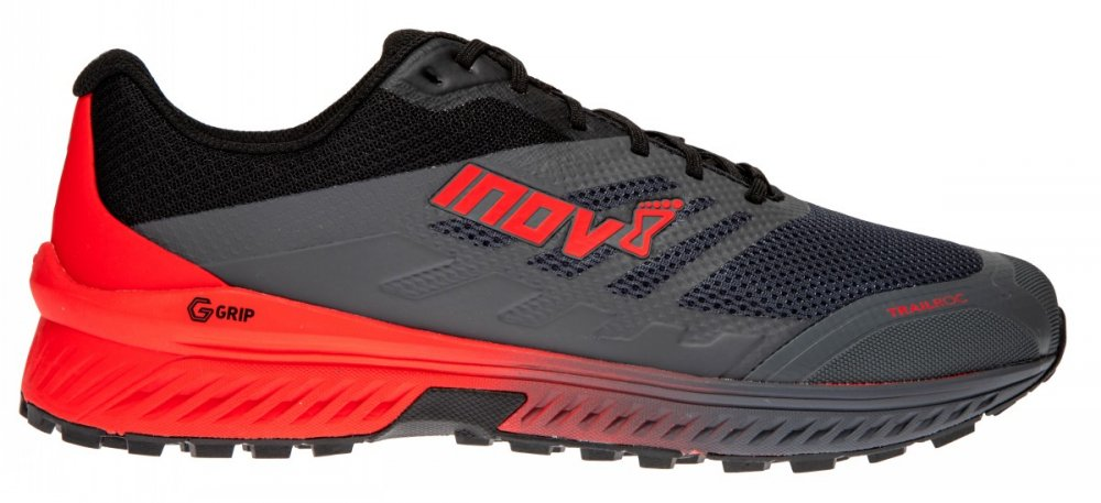 inov-8 trailroc 280 (M) grey/red - Velikost inov-8: 45 EUR/10,5 UK/29,5 cm