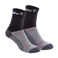 inov-8 speed sock high black