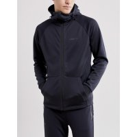 CRAFT Charge Tech Sweat Hood Black