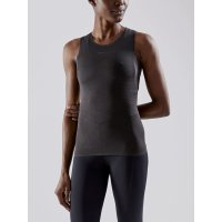 CRAFT PRO Dry Nanoweight Tank Top Black W