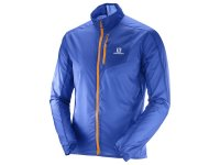 Salomon Fast Wing Jacket Blue