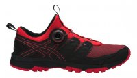 Asics FujiRado Red/Black