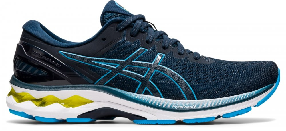 Asics Gel-Kayano 27 French Blue - Velikost Asics (m): 45 EURO/10 UK/11 US/28,5 cm