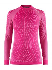 Craft Active Intensity L/S Tee Pink W