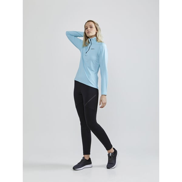 CRAFT CORE Gain Turtleneck Light Blue W