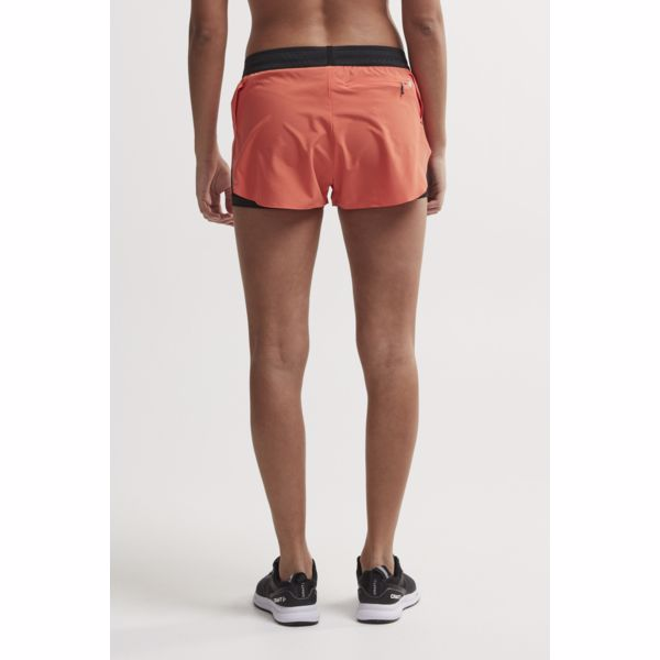 Craft Nanoweight Shorts Orange W