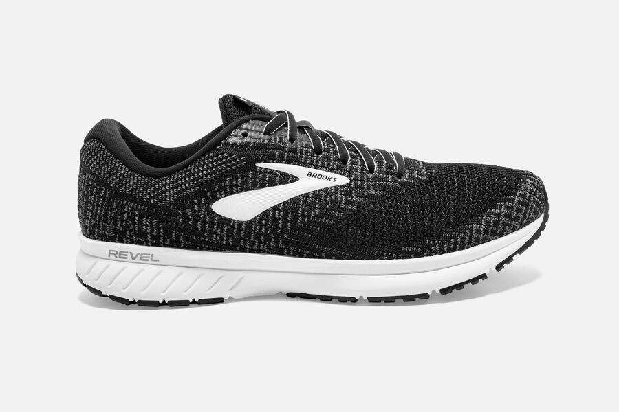 Brooks Revel 3 Black