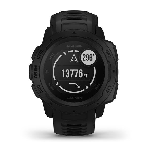 Garmin Instinct Tactical Black Optic