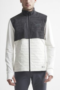 Craft Lumen SubZ Jacket White/Black