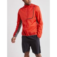 CRAFT Vent Pack Jacket Orange