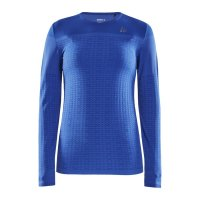 Craft Urban Run Fuseknit LS Blue W