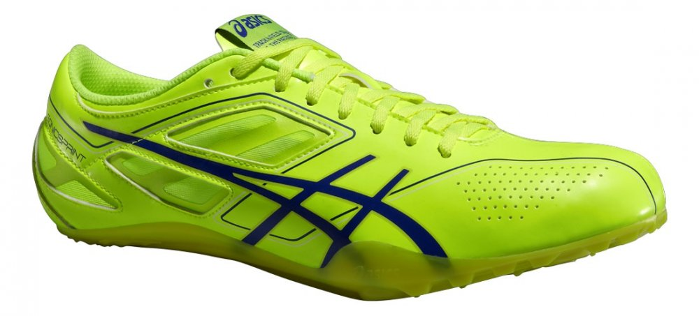Asics Sonic Sprint Yellow