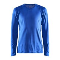 CRAFT ADV Essence LS Tee Blue