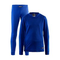 Craft Baselayer Junior Blue