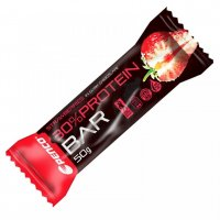 Penco Protein Bar 50g - strawberry/dark chocolate
