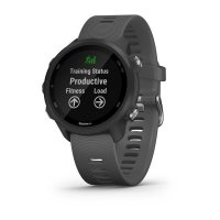 9faa1b1b3 Garmin Forerunner 245 Optic Slate