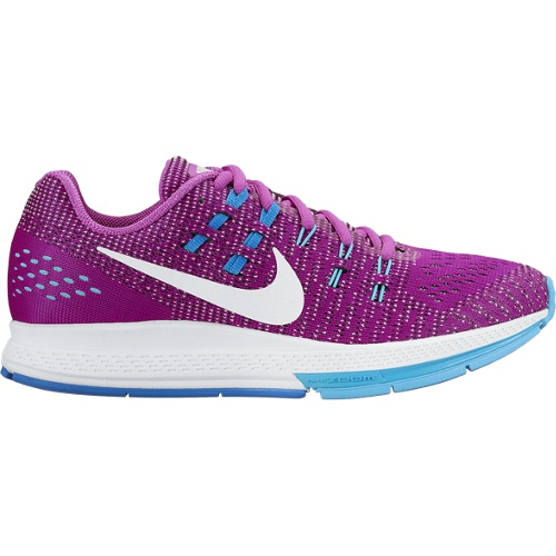 Nike Air Zoom Structure+ Purple 19 W - Velikost Nike (ž): 38 EUR/4,5 UK/7,0 US/24 cm