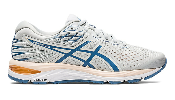 Asics Gel-Cumulus 21 Grey/Blue W