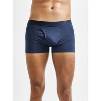 "CRAFT CORE Dry 3"" Boxer Dark Blue"