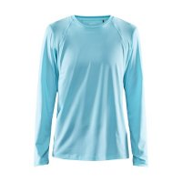 CRAFT ADV Essence LS Tee Blue W