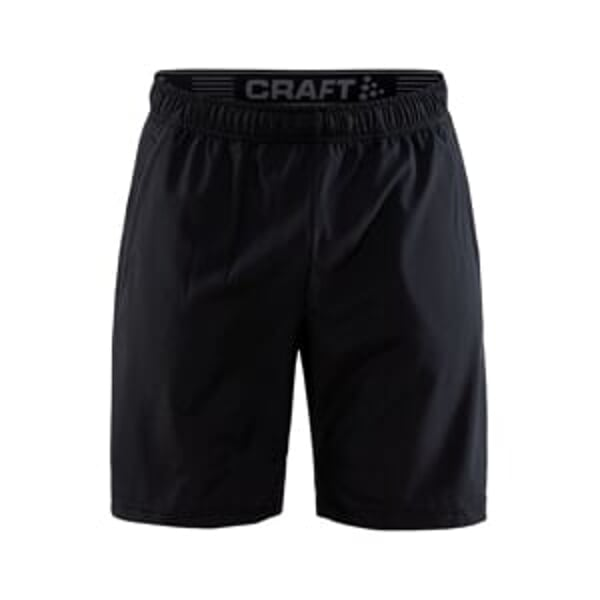 CRAFT CORE Charge Shorts Black