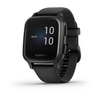 Garmin Venu Sq Music Slate/Black Band
