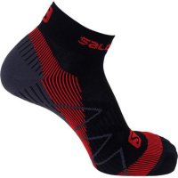 Salomon Speeccross Socks Red