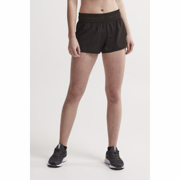 Craft Eaze Woven Short Black W