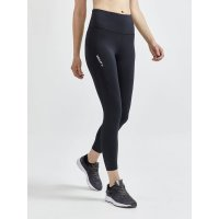 CRAFT ADV Essence High Waist Long Tight Black W