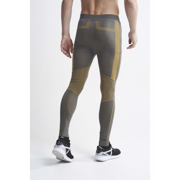 Craft Active Intensity Underpants Grey/Yellow