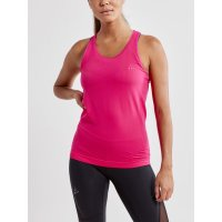 CRAFT Fuseknit Light Top Tank Pink W