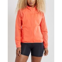 Craft Vent Pack Jacket Orange W