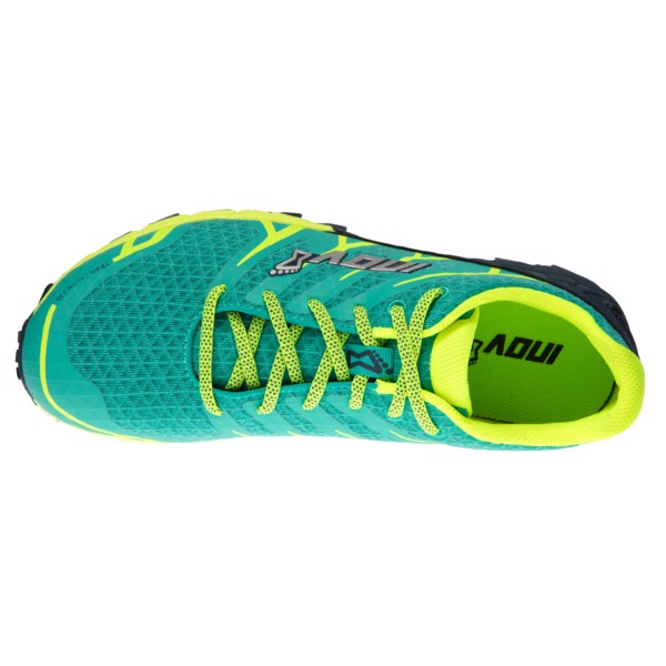 inov-8 trail talon 235 (S) teal/navy/yellow W