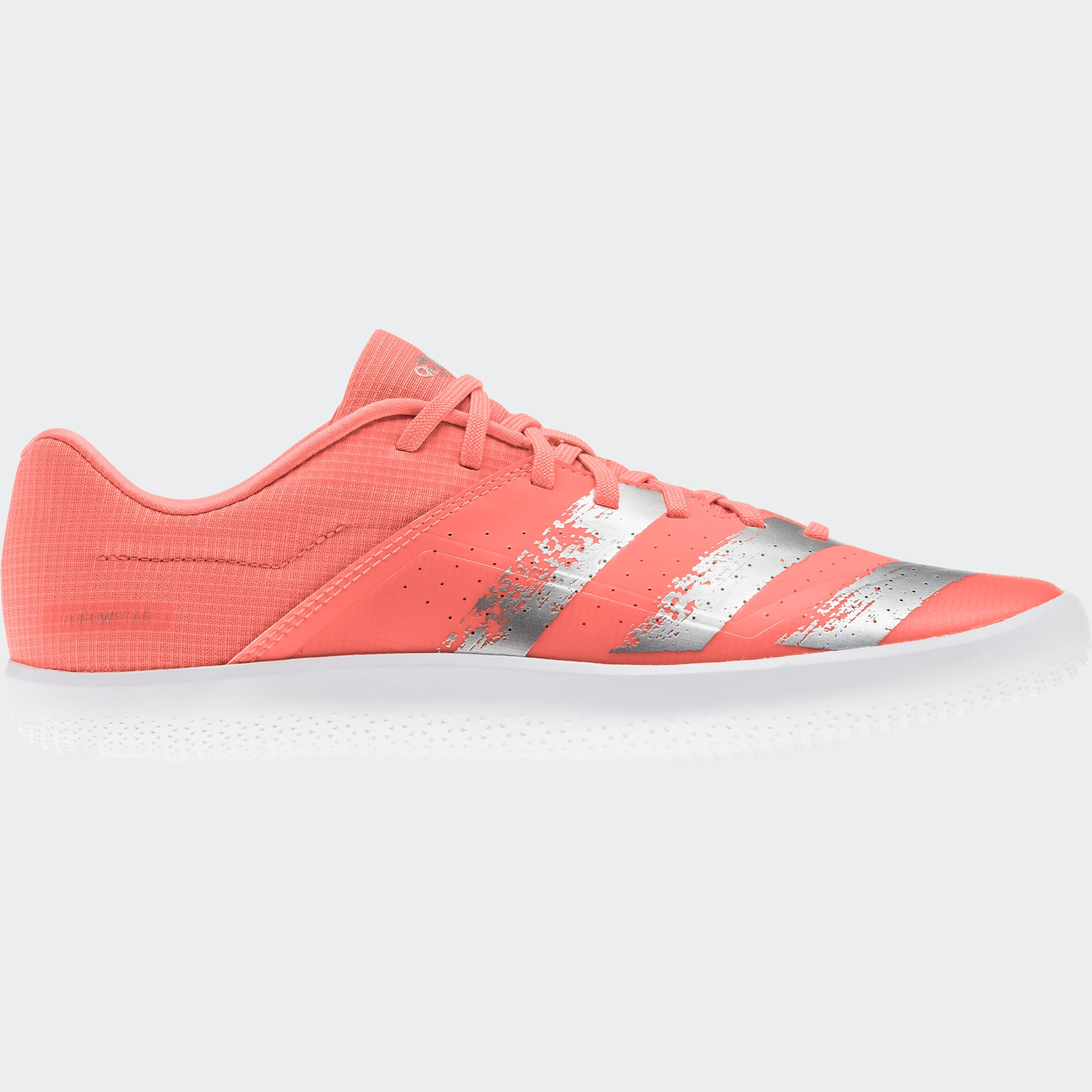 adidas throwstar coral red