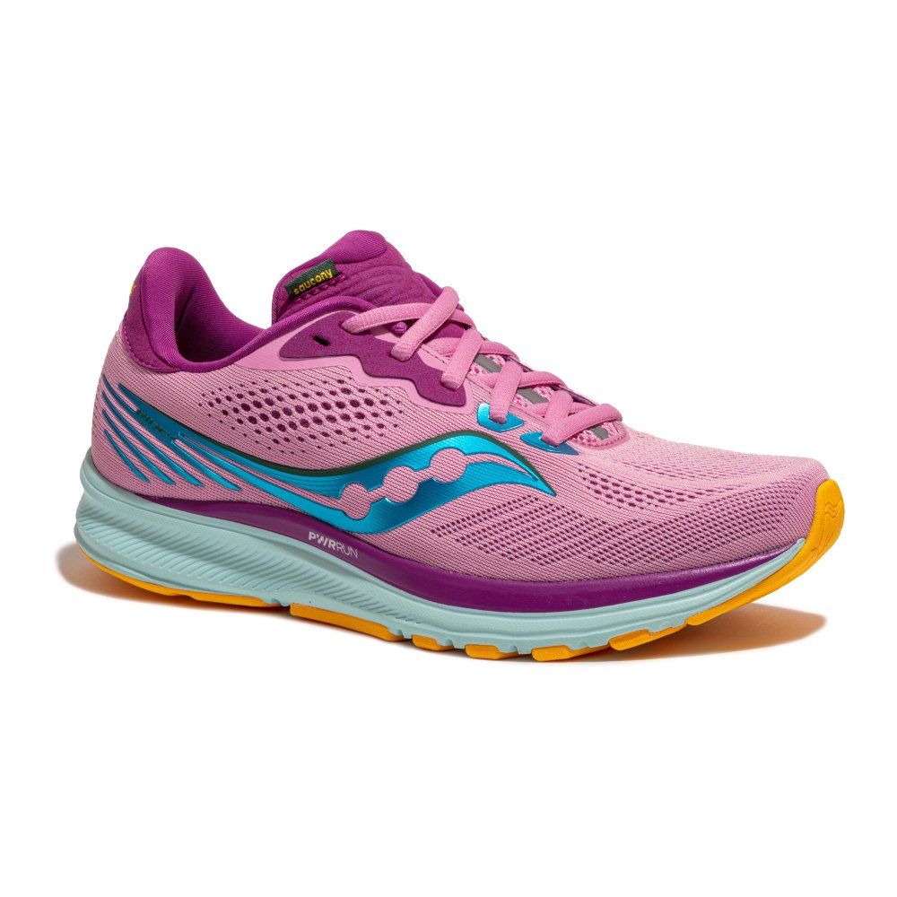 Saucony Ride 14 Future Pink W