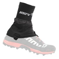 inov-8 all terrain gaiter black/white
