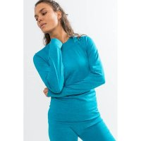Craft Fuseknit Comfort LS Blue W