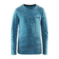 Craft Active Comfort LS Junior Blue