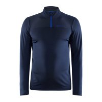 CRAFT CORE Gain Turtleneck Dark Blue