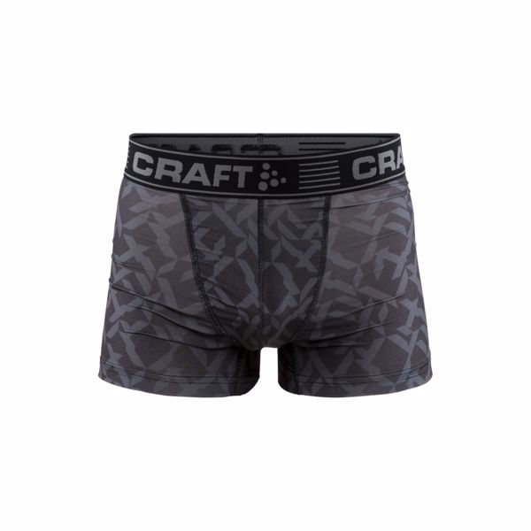 "Craft Greatness 3"" Boxer Grey"