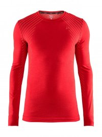 Craft Fuseknit Comfort LS Red