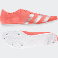 adidas distancestar coral red W
