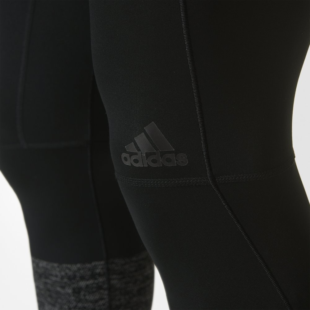 adidas Supernova Black Long Tight