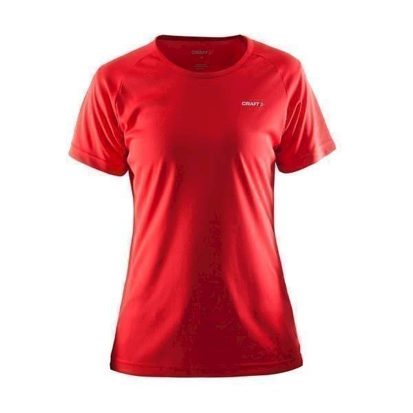 Craft Prime S/S Tee Red W