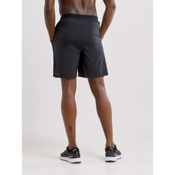 Craft Vent 2 in 1 Racing Short Black - Velikost textil: S