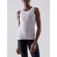 CRAFT PRO Dry Nanoweight Tank Top White W