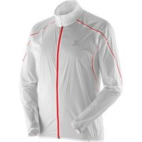 Salomon S-LAB Light Jacket White